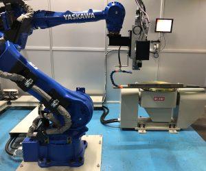 東日本では初となるレーザー焼入れ装置を導入しました
